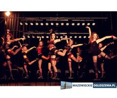Grupa taneczna - burleska