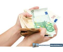 POŻYCZKI PRYWATNE dla osób prywatnych i firm. / Całej Holandia