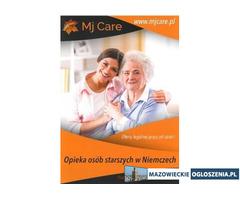 Opieka osób starszych Niemcy