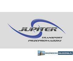 Przeprowadzki międzynarodowe transport Francja Polska Francja cała Europa Jupiter Transport