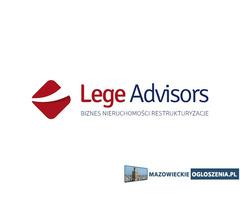 Lege Advisors – wycena przedsiębiorstw, wycena nieruchomości