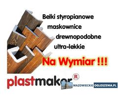 Belki rustykalne Na Wymiar belki sufitowe  imitacja drewna