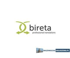 Profesjonalne tłumaczenia dla firm - Bireta