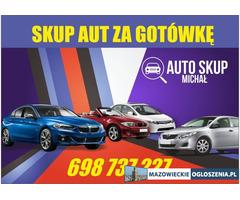 Skup Aut-Najlepsze Ceny Pruszków i Okolice