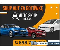 Skup Aut-Najlepsze Ceny Mława i Okolice