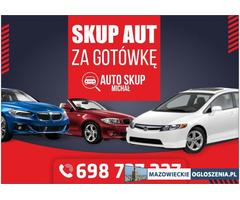 Skup Aut-Najlepsze Ceny Białobrzegi i Okolice