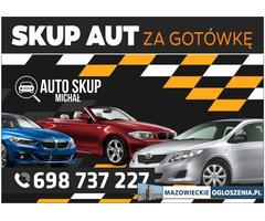 Skup Aut-Najlepsze Ceny Węgrów i Okolice