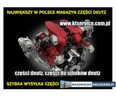 KT Service - największy w Polsce magazyn części Deutz