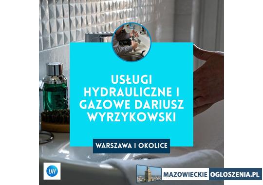 Całodobowe pogotowie hydrauliczne w Warszawie i okolicach - hydraulik Darek