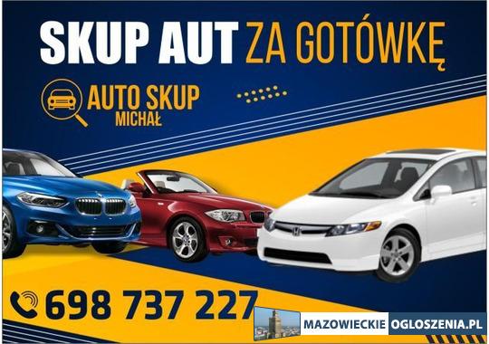Skup Aut-Skup Samochodów#Białobrzegi i Okolice# Najwyższe CENY !