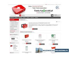 TanieApteczki.pl - apteczka przemysłowa
