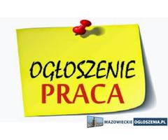 Pracownik produkcji Ciechanów w Zakładzie Uboju Kury w Ciechanowie