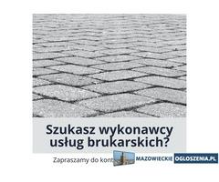 Remston - usługi brukarskie na terenie Warszawy