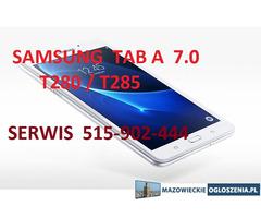 Samsung Tab A 2016 7.0 T280 T285 wymiana naprawa szybki