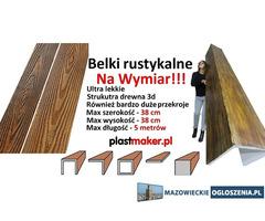 Belki rustykalne Na Wymiar PLASTMAKER