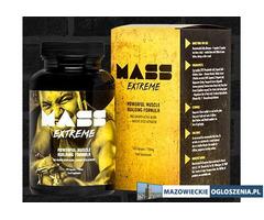 Mass Extreme to numer wspomagający zbudować masę mięśniową.
