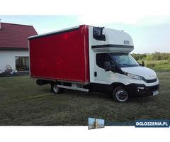Usługi transportowe na terenie Polski oraz Unii Europejskiej