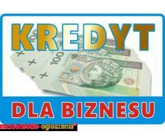 POŻYCZKA biznesowa od 50.000 do 5.000.000 zł