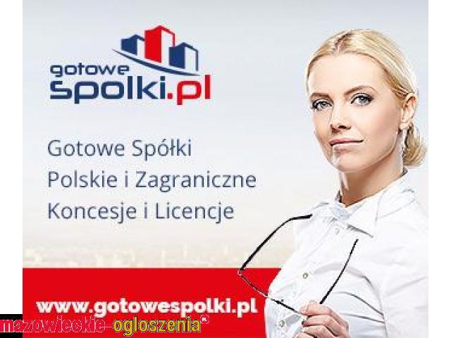 Gotowe Spółki Zagraniczne z *** UE Niemcy,Łotwa,Bułgaria,Czechy,Słowacja,Hiszpania 603557777
