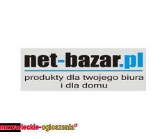 Net-Bazar.pl - Artykuły biurowe, papiernicze i zabawki