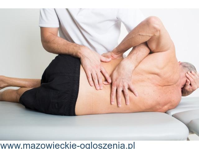 Masaż Leczniczy,Kręgosłupa ( dojazd do pacjenta ) Otwock