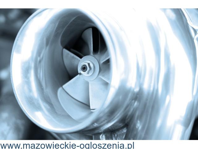 TurboService - Naprawa i regeneracja turbosprężarki Warszawa