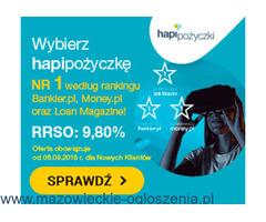 Pożyczki online na raty Zacznij spłacać nawet za 2 miesiące
