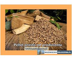 Pellet prosto od producenta Mazowieckie / Podlaskie