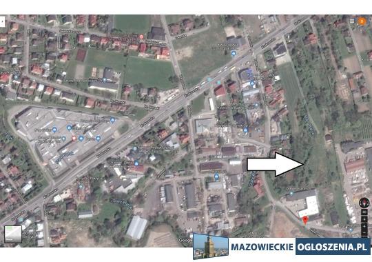Działka pod Budownictwo mieszkaniowe i Zakłady w Tarnowie