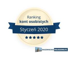 Najlepszy ranking KONT OSOBISTYCH ORAZ KREDYTÓW na 2020 rok