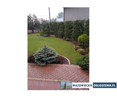 Projektowanie ogrodu, projektowanie nawadniania, pielęgnacja, trawnik