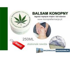 Balsam Konopny Maść na Bóle Reumatyczne 250ml