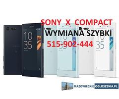 Sony Xperia XA Sony X Compact wymiana szybki ekranu