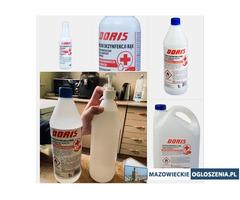 Płyn 5 L.-dezynfekcja rąk i powierzchni- produkt medyczny